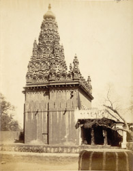 Temple at Umnabad